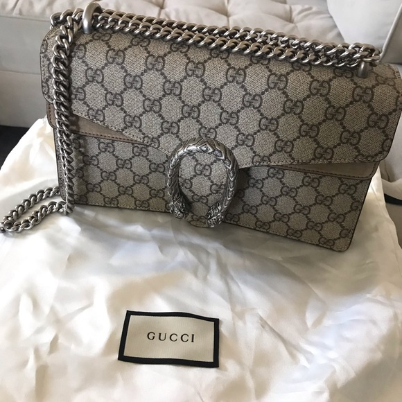 Gucci Handbags - Gucci Dionysus small GG shoulder bag